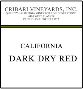 DarkDryRed