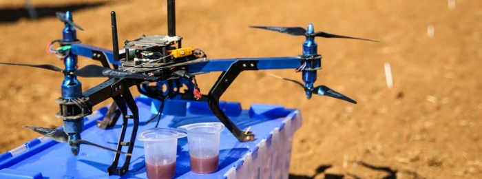 From Spying to Wine, Drones in the Vineyard
